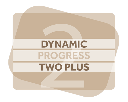 Epeda: Dynamic Progress Two Plus